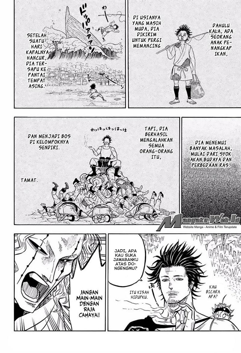 Manga Black Clover Chapter 47 Bahasa Indonesia