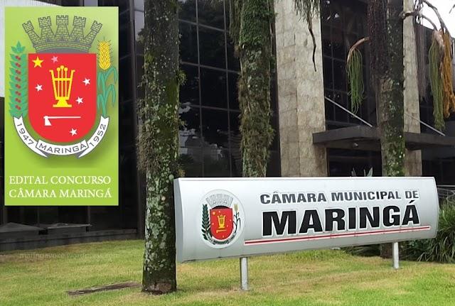 Apostila Concurso Câmara Municipal de Maringá - PR