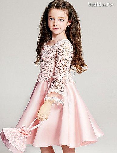 d6b90a441 Más de 55 Vestidos de Niña ¡Lindos Modelos Exclusivos! | Vestidos ...