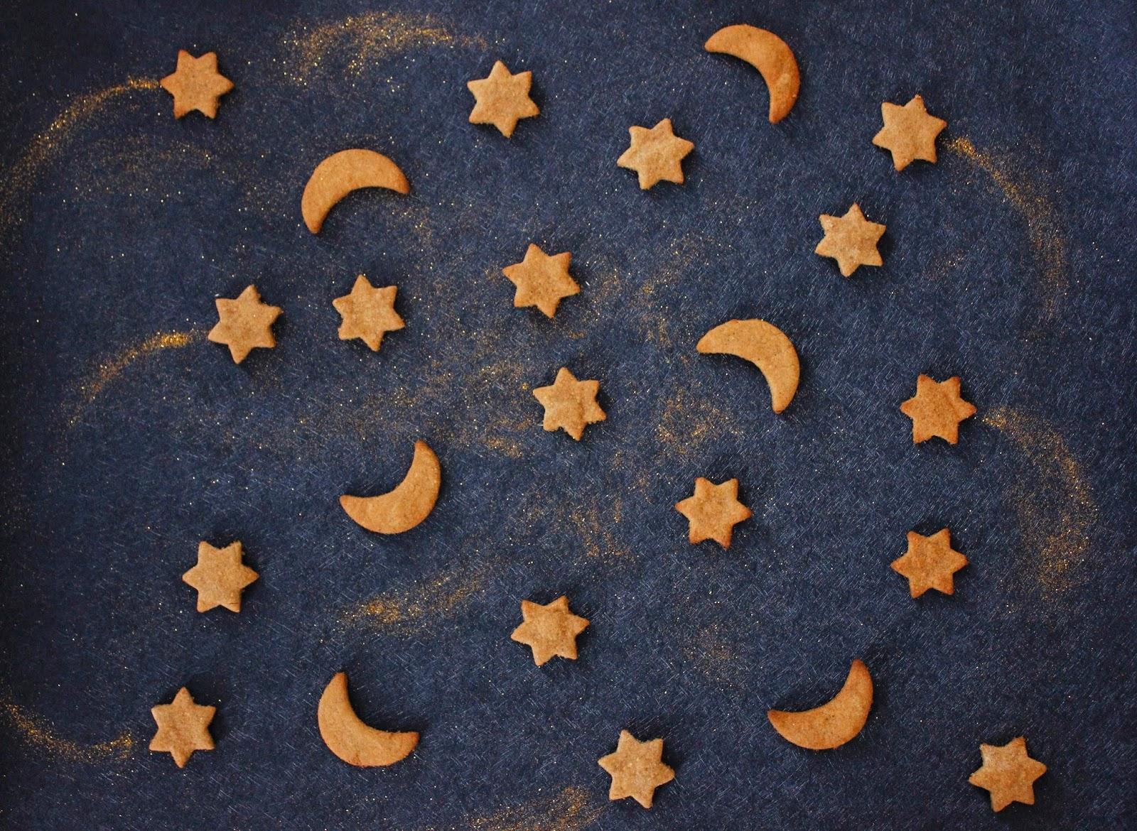 biscuits étoile