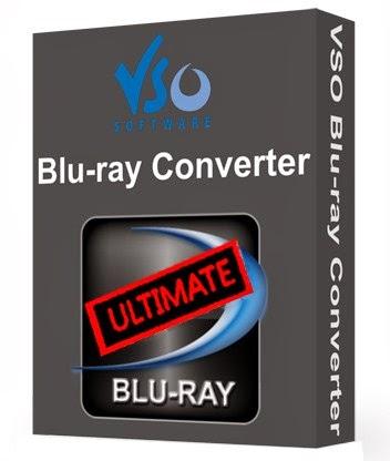 VSO Blu-ray Converter Ultimate 3.5.0.30 + Crack