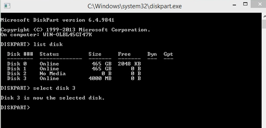 Cara Membuat Bootable Flashdisk Windows 8