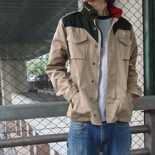 Earth Federation Forces M65 jacket [Mobile Suit Gundam] by