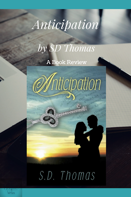 Anticipation by SD Thomas, a Book Review on Reading List