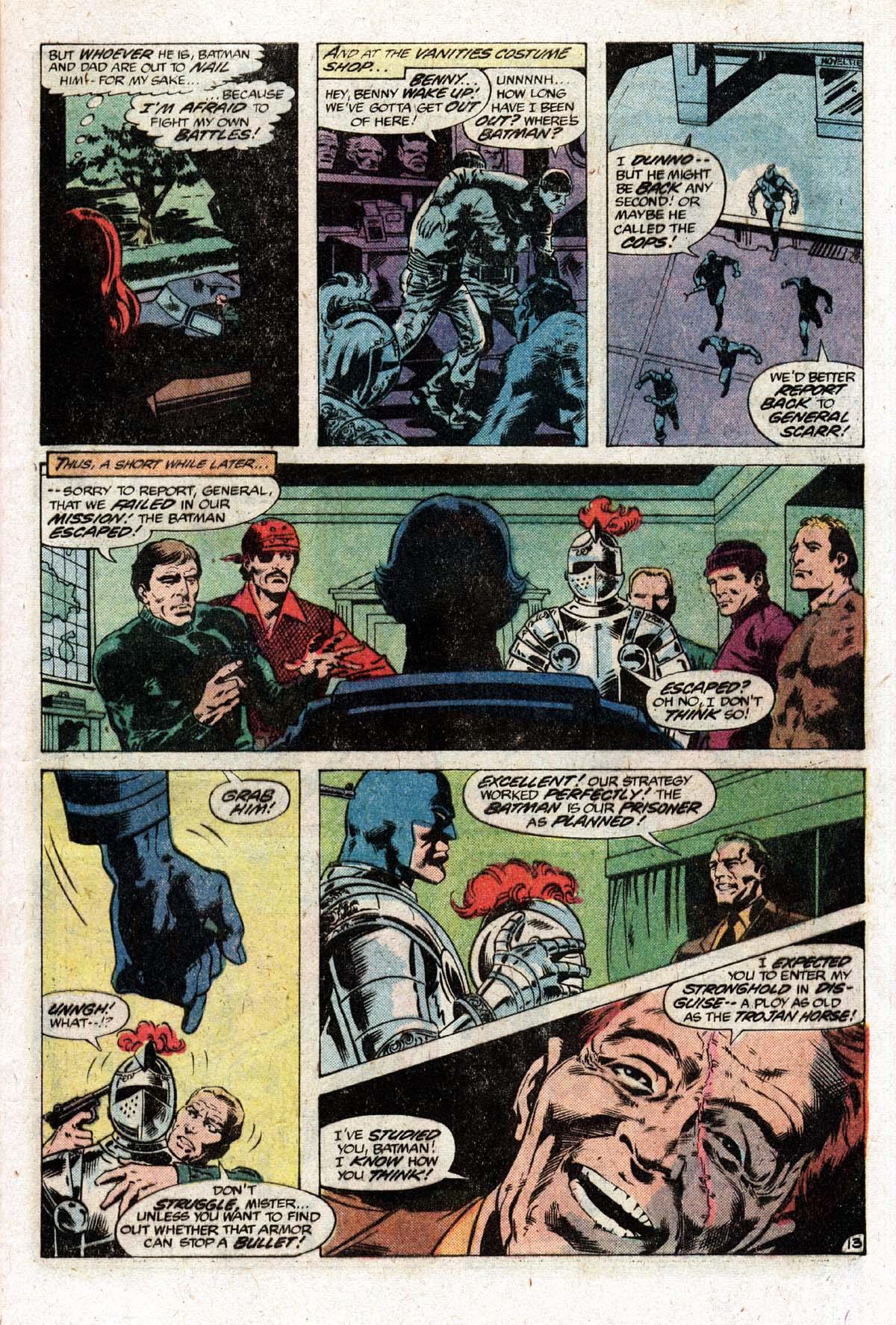 Detective Comics (1937) 492 Page 13