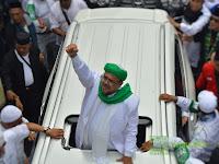 Orasi Habib Rizieq pada Aksi Bela Palestina: Israel Tak Punya Negara