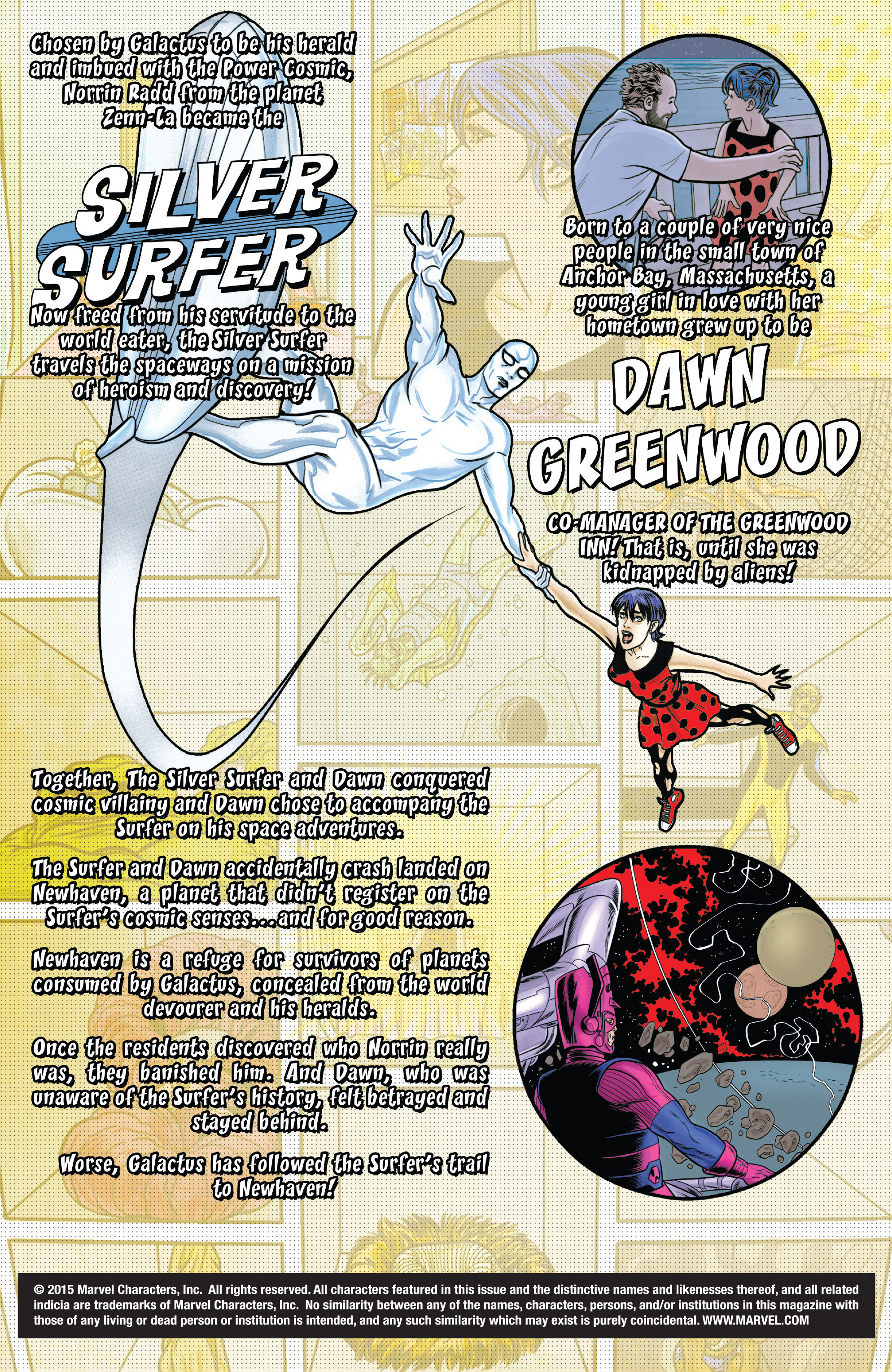 Read online Silver Surfer (2014) comic -  Issue #9 - 2
