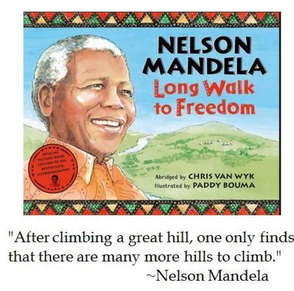 Nelson Mandela on Adversity