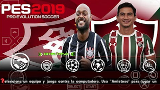 Download PES 2019 Super Lite v4.7 PPSSPP Savedata Update Eropa & Brasil
