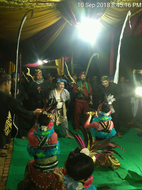 Sambut 1 Suro, Komunitas Budaya Bekasi Gelar Kirab Agung Pusaka Tarumanagara