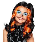 Monster High Justice Skelita Calaveras Wig Child Costume