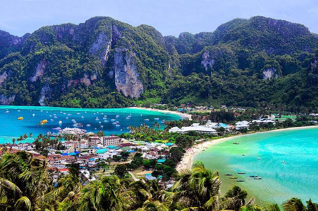 جزر هادئة بدون سيارات 5951595261_951c89875