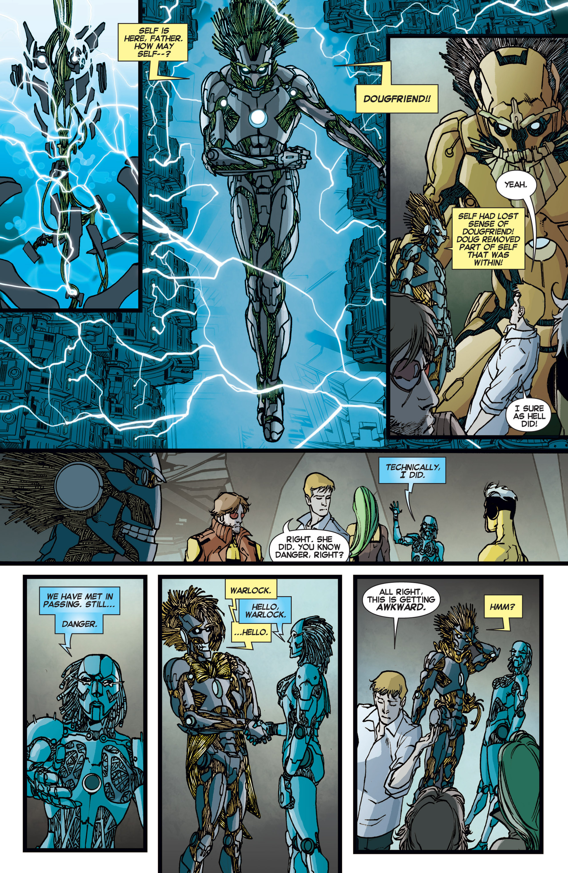 Read online All-New X-Factor comic -  Issue #6 - 17