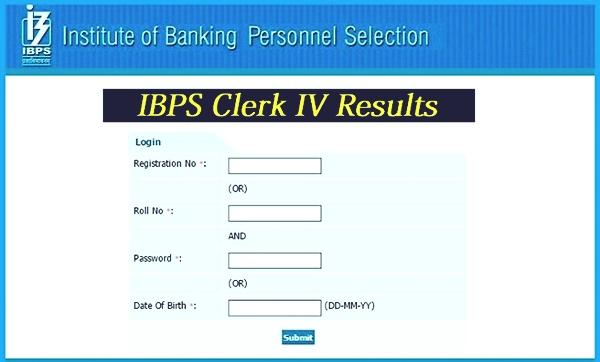 IBPS Clerks Main Result 2018 Expected Date, Marks | IBPS.IN
