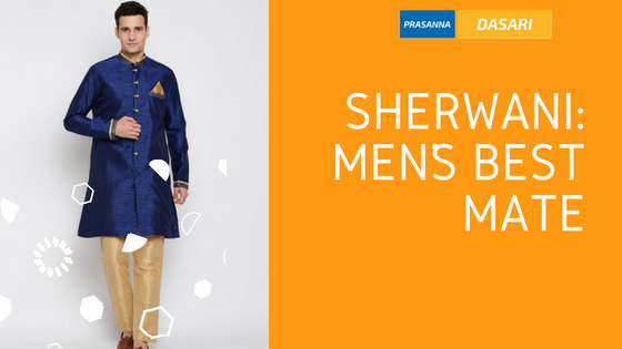 Sherwani: Men's Best Mate