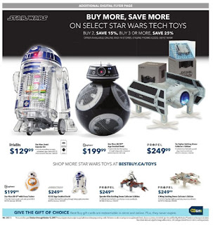 Buy More, Save more on Select Star Wars Tech Toys