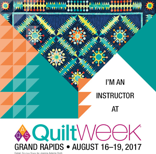 QUILTWEEK 2017 GRAND RAPIDS MI