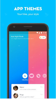 hike messenger APK for Android