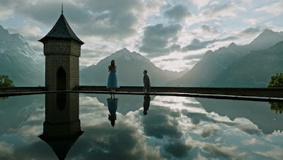 Dane DeHaan and Mia Goth in A Cure for Wellness (8)
