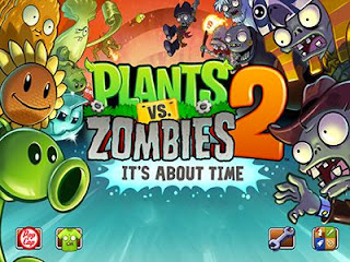 Plants vs Zombies 2 MOD APK v5.1.1 Terbaru
