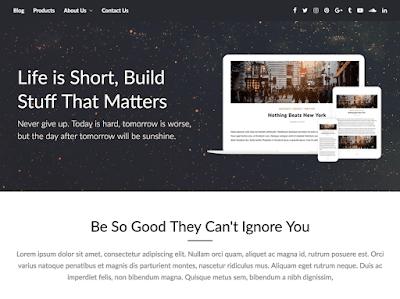PageBuilderly WordPress Theme