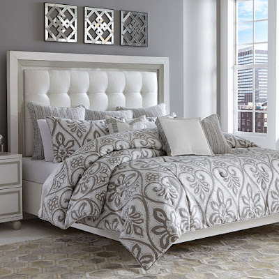 Michael Amini Melrose Park Bedding