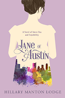 Jane of Austin Hillary Manton Lodge WaterBrook Multnomah Austen Romance