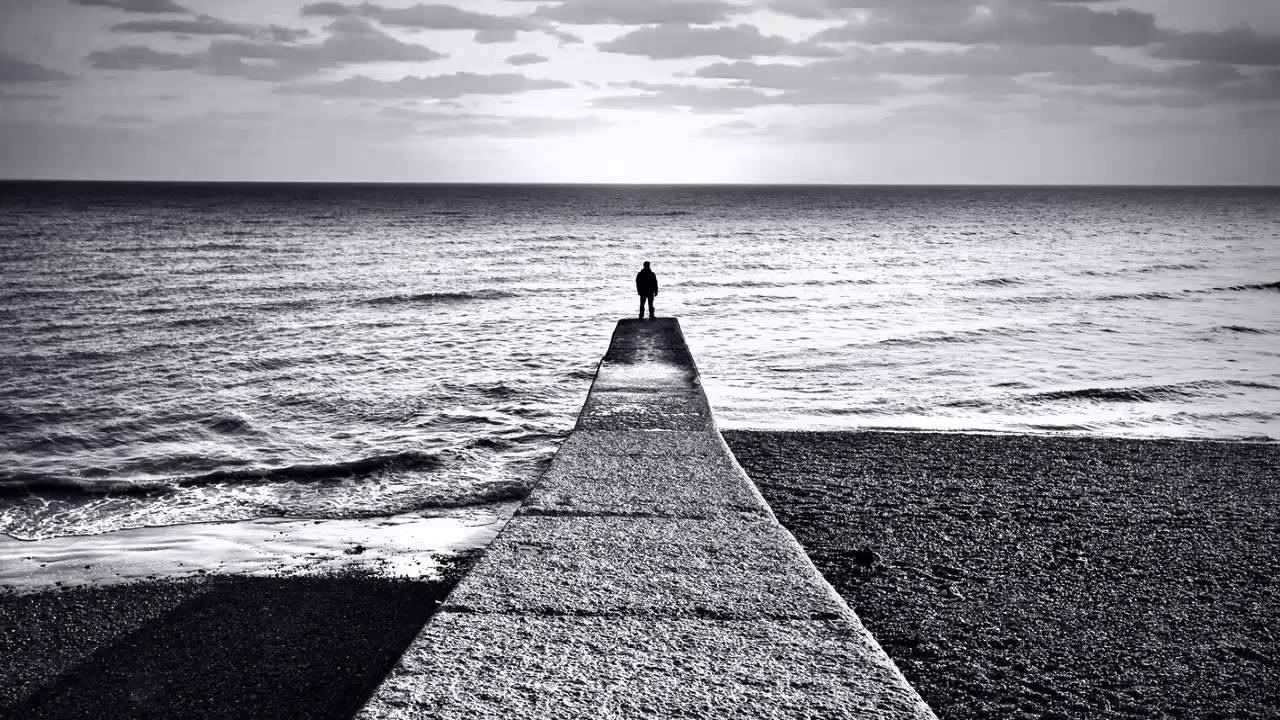 El arte de estar solo.