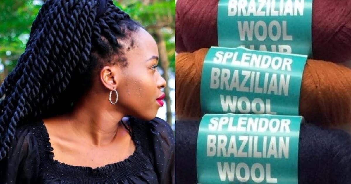 7 Brazilian Wool Hairstyles 2020 Sparklinggossip
