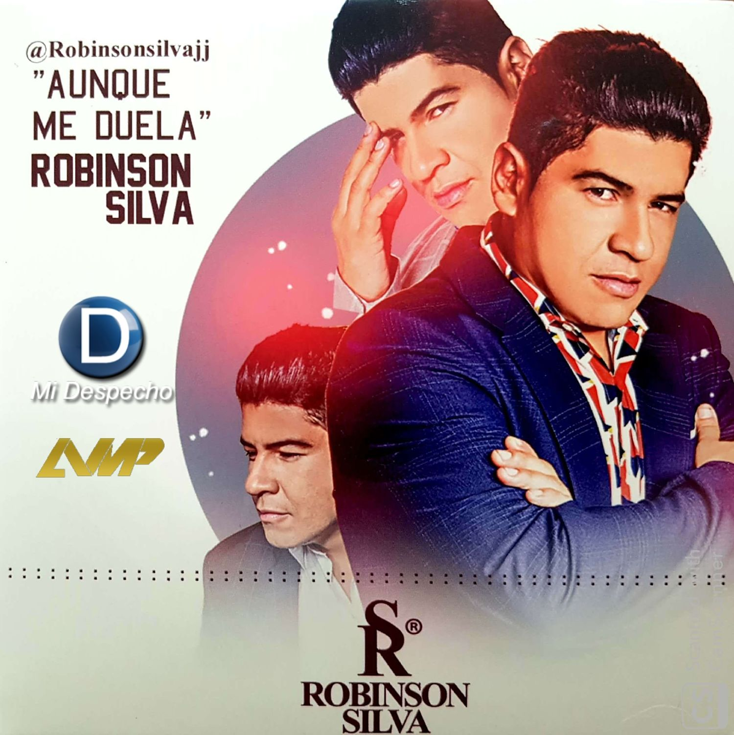 Robinson Silva Aunque Me Duela Frontal