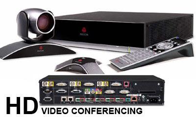 hệ thống hội nghị trực tuyến polycom hdx 9000