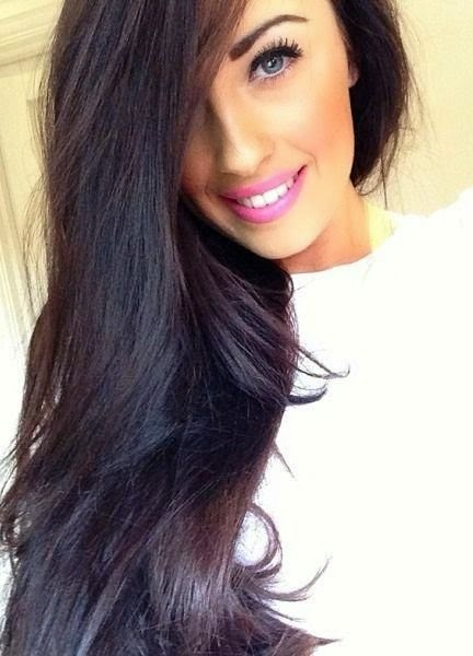 Perfect Dark Brown Hair
