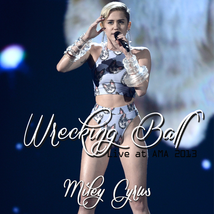Miley Downloads: [PERFORMANCE] American Music Awards 2013