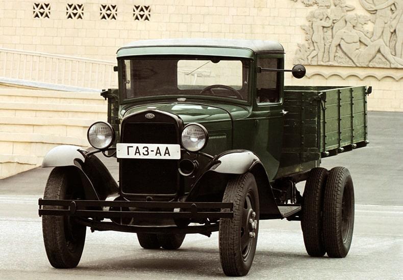 Компания Форд история развития