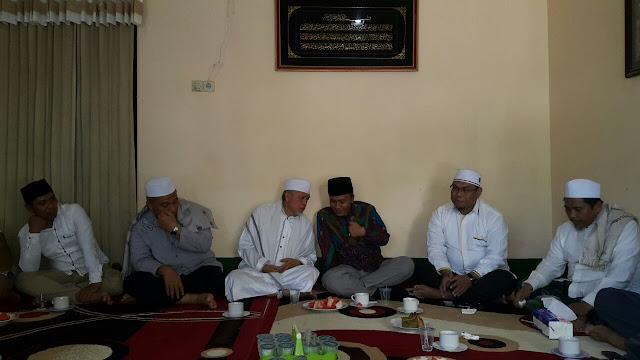 TGH Muharrar Mahfudz Didaulat Jadi Ketua Tim