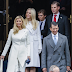 Photogist: See what The Trumps Wore To The Swearing In Ceremony Of The President