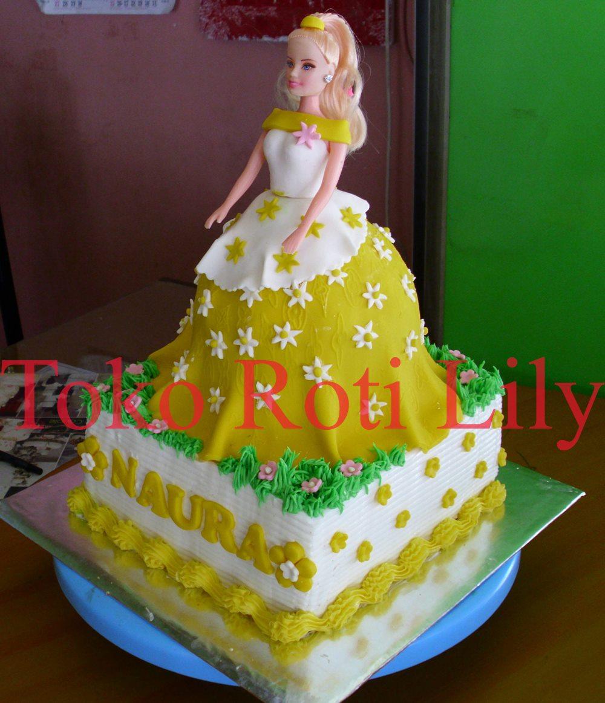 Lily Cake Shop Banjarmasin Kue Bentuk Barbie