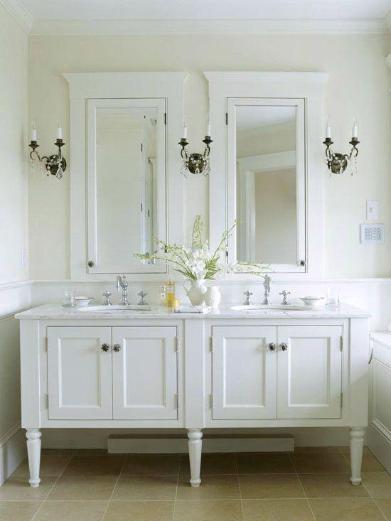 Aparadores y cómodas para el cuarto de baño
