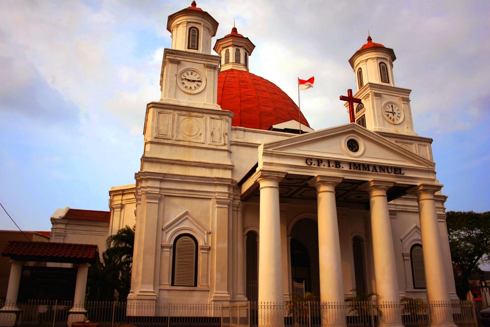 Magnet Kota Lama Menjadi Tujuan Tempat Wisata Jateng atau Jawa Tengah