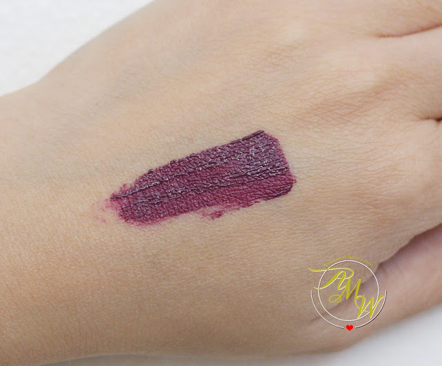 a swatch photo of iMagic PROfessional Beauty Lipgloss Review shade 11