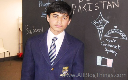 10. Abu Hifs: Winner of International Math Competition