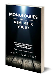 Monologue books