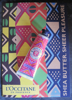 L'Occitane Shea Butter Dessert Rose Hand Cream