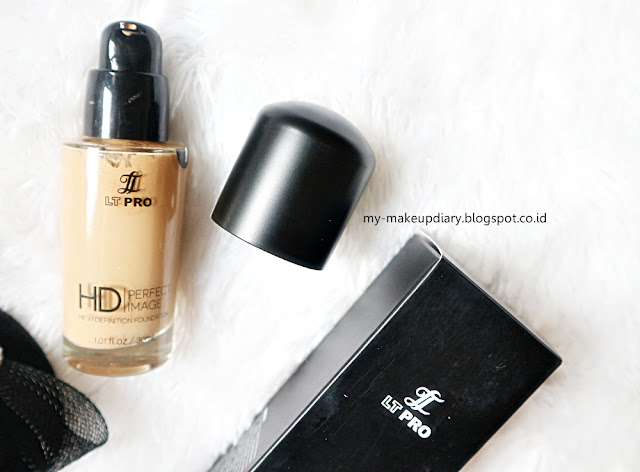 [REVIEW] LT Pro HD Foundation in Natural