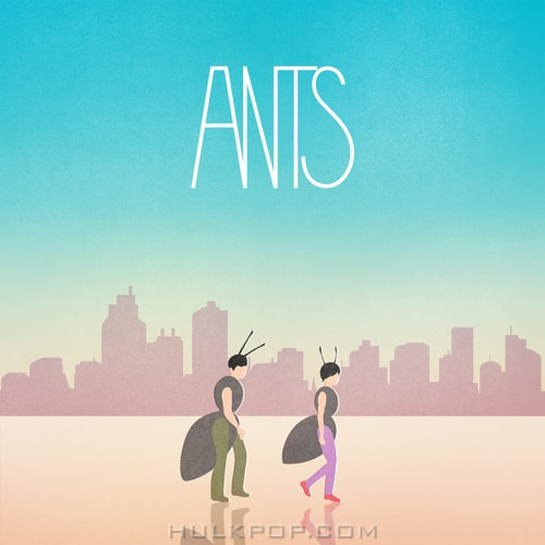 Ants – Ants Say – EP (ITUNES MATCH AAC M4A)