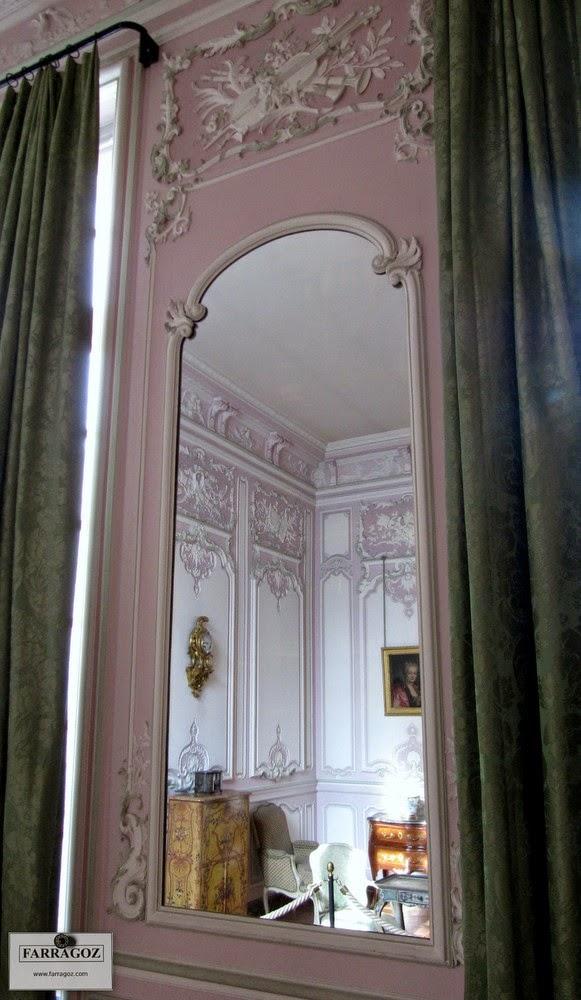 Farragoz Trumeau Mirrors