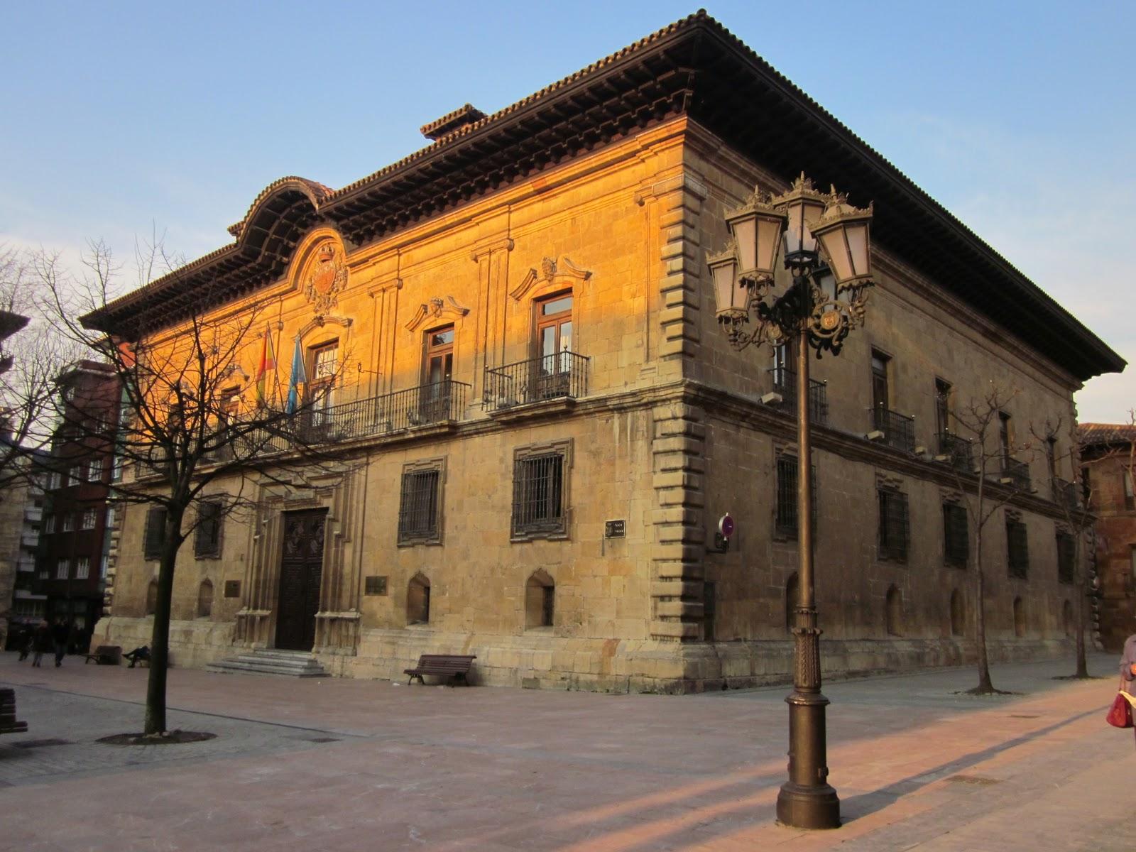 Patrimonio arquitect nico de asturias palacio de los - Arquitectos oviedo ...