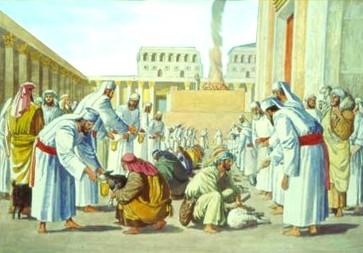 Hearing Shofar: Shofar during Passover Sacrifice