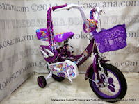 12 Inch Piyo-Piyo OPC ( One Piece Crank ) Kids Bike