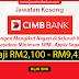 [Terkini] Jawatan Kosong CIMB Bank Seluruh Negara!
